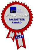 Pacesetter Award 2013 Red Ribbon