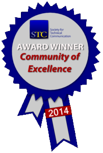 Community Excellence Award 2014 Blue Ribbon