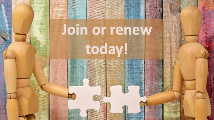 Stay with us in 2019: Renew your STC and Carolina Chapter Membership Today!
